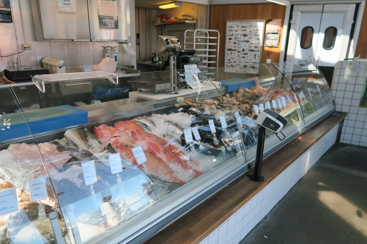 Stavanger - May 2016 - fish counter