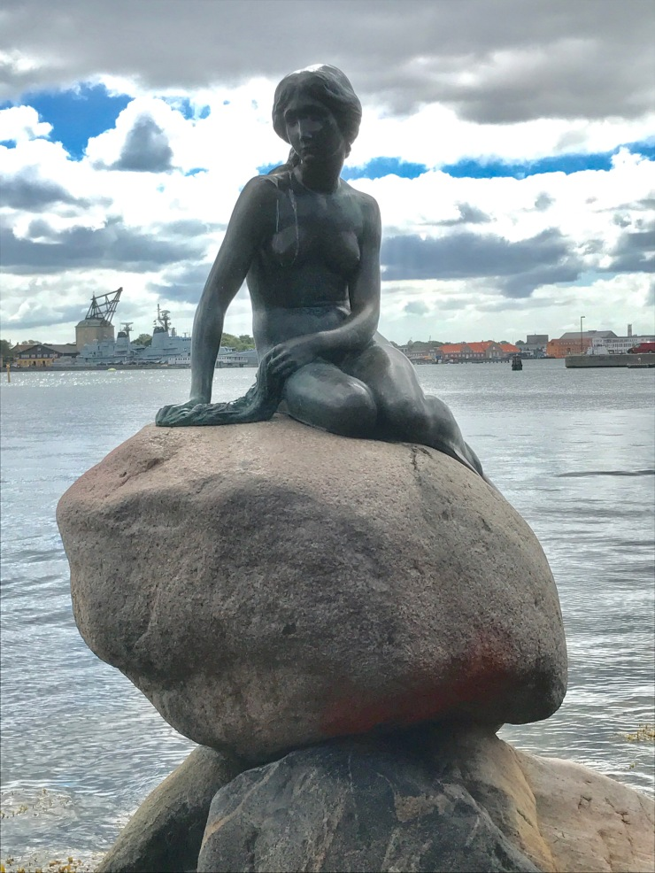 Copenhagen - June 2017 - Little Mermaid