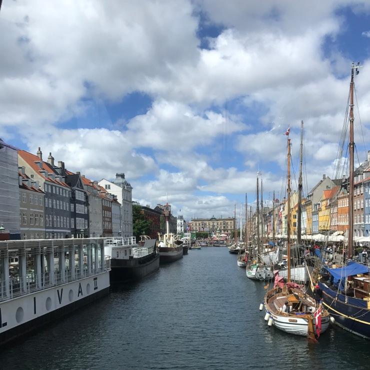 Copenhagen - June 2017 - canal boat trip