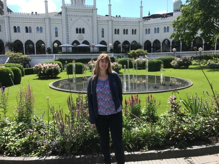 Copenhagen - June 2017 - Tivoli Gardens Joanne
