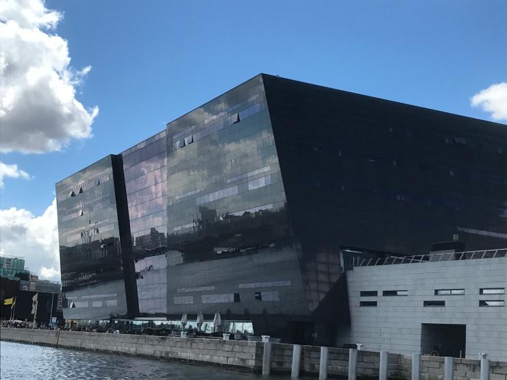 Copenhagen - June 2017 - canal boat tour