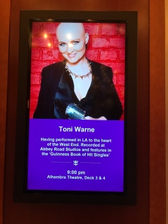 Independence of the Seas 29 June 2017 Toni Warne