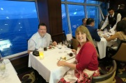 Independence of the Seas 9 September 2016 Joanne and Jason Chops Grille