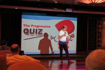 Independence of the Seas 9 September 2016 Joff Eaton The Progressive Quiz