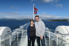 Independence of the Seas 29 June 2017 Stavenger Joanne and Jason mini cruise