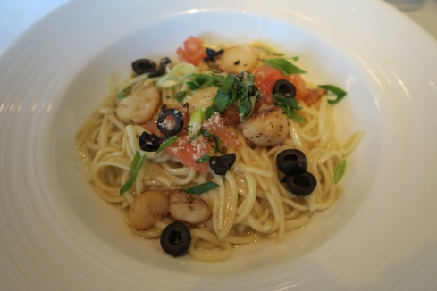 Independence of the Seas 29 June 2017 food