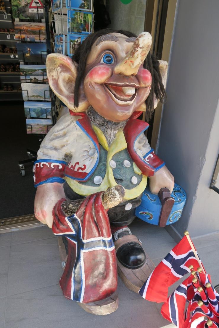 Kristiansand - June 2017 - troll
