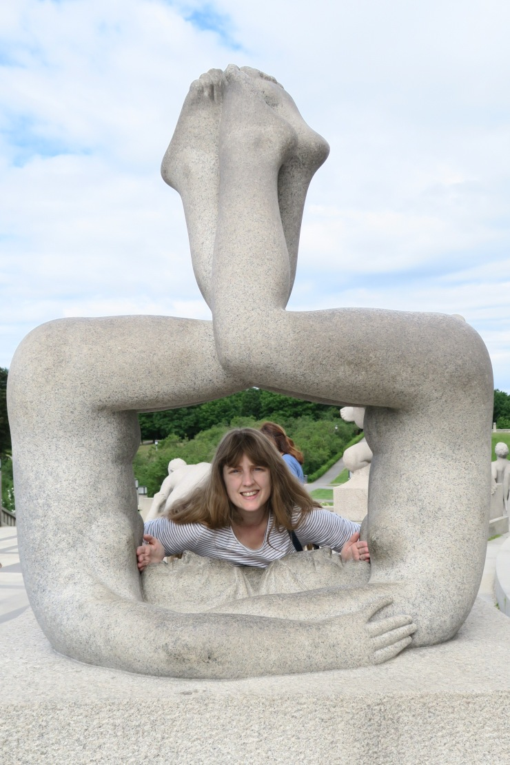 Oslo - June 2017 - The Vigeland Park Joanne