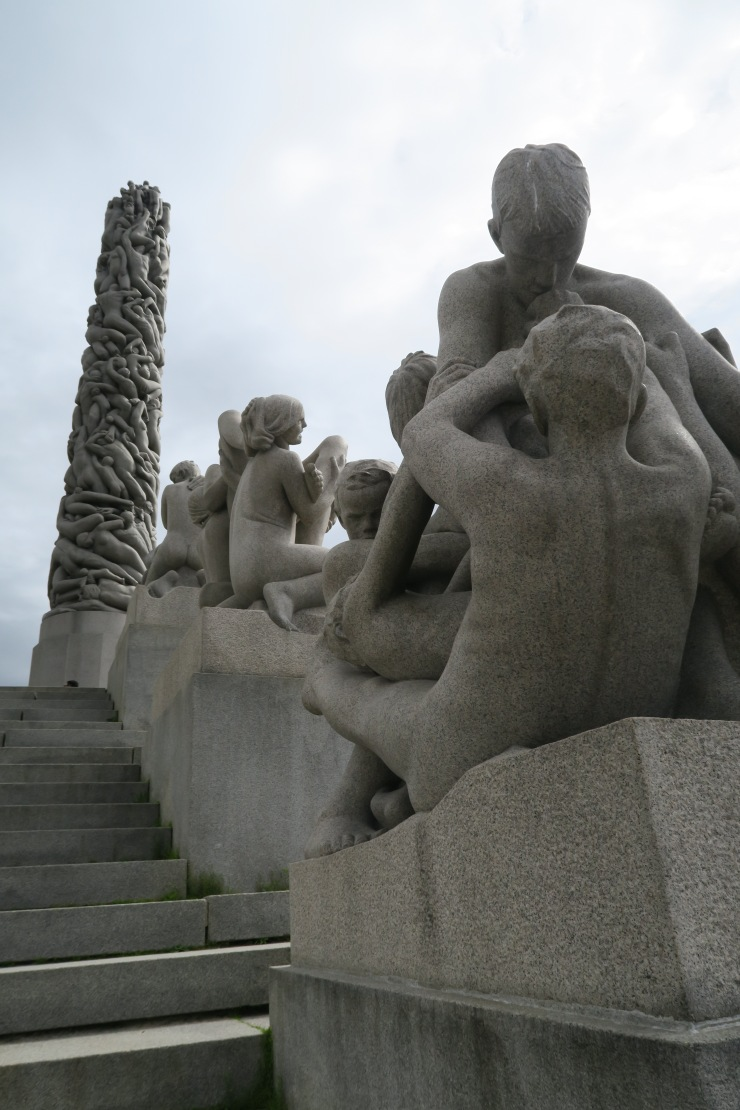 Oslo - June 2017 - The Vigeland Park
