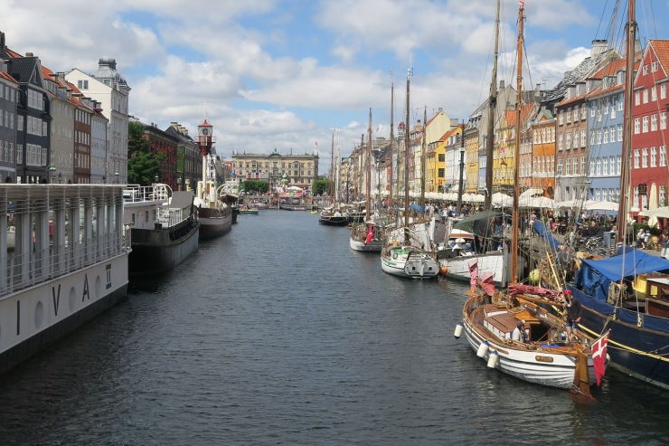 Copenhagen - June 2017 - canal