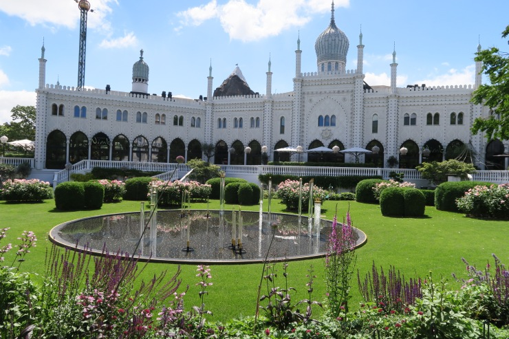 Copenhagen - June 2017 - Tivoli Gardens
