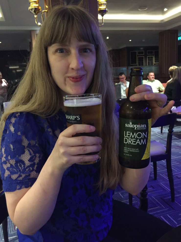 Britannia May 2016 me and cider