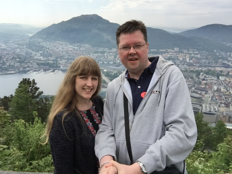 Bergen - May 2016 - Joanne and Jason