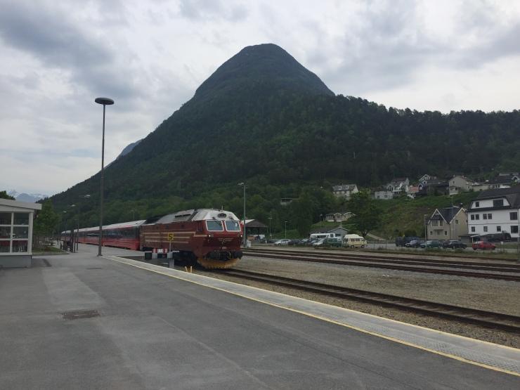 Andalsnes - May 2016 - Rauma railway