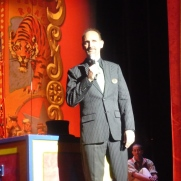 Independence of the Seas 30 June 2012 Joff Eaton theatre