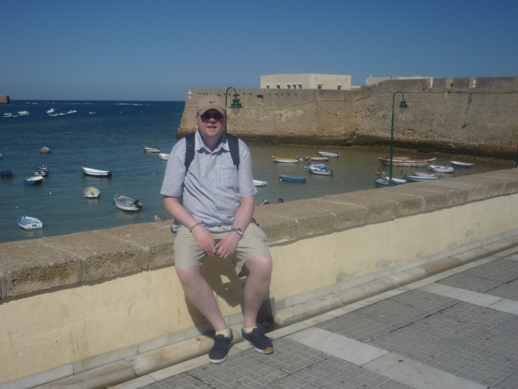 Cadiz - July 2012 - Jason