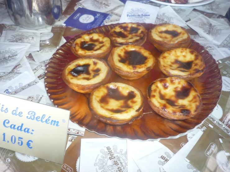 Lisbon - July 2012 - pastry