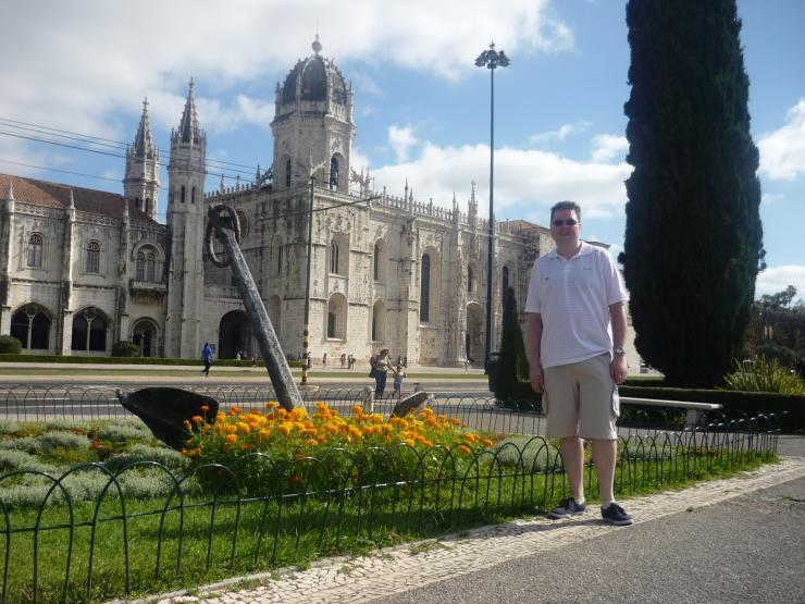 Lisbon - July 2012 - Jason