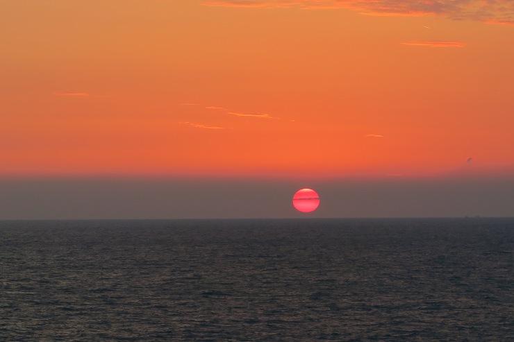 P&O - Oct 2017 Venice - sunrise