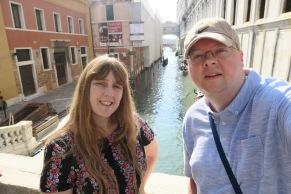 P&O - Oct 2017 Venice - Joanne and Jason