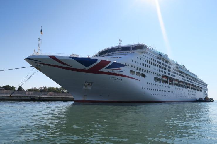 P&O - Oct 2017 Venice - ship