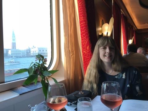 P&O - Oct 2017 Venice - Restaurant