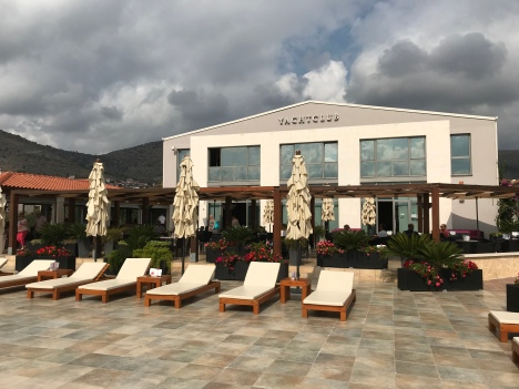 P&O Oceana - Oct 2017 Split - Yacht Club