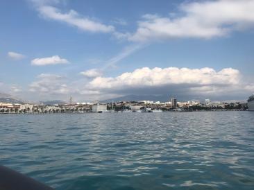 P&O Oceana - Oct 2017 Split - view