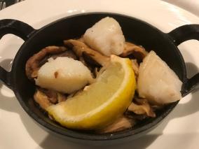 P&O Oceana - Cafe Jardin food