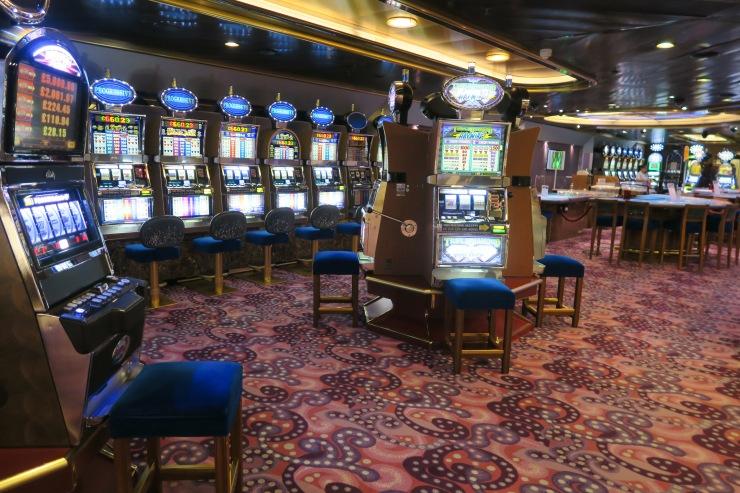 P&O Oceana - Sept 2017 - casino