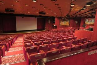 P&O Oceana - Sept 2017 - theatre