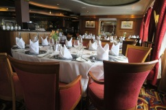 P&O Oceana - Sept 2017 - dining room