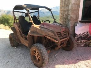 P&O Oceana - Sept 2017 Dubrovnik - jeep