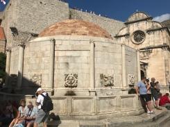 P&O Oceana - Sept 2017 Dubrovnik - dome