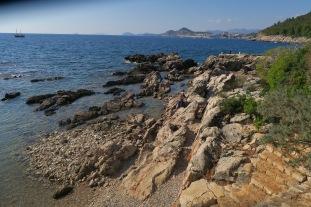 P&O Oceana - Sept 2017 Dubrovnik - view