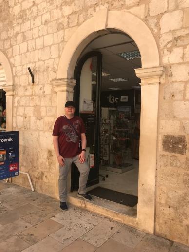 P&O Oceana - Sept 2017 Dubrovnik - Jason