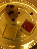 P&O Oceana - Sept 2017 - Dessert