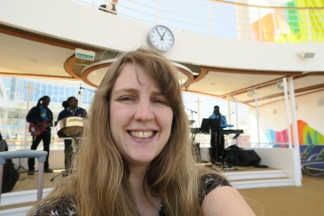 Symphony of the Seas - on board April 2018 - Joanne