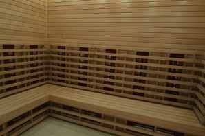 Symphony of the Seas - Vitality Spa - Dry Sauna