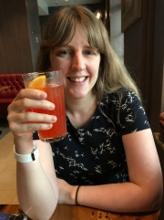 Symphony of the Seas - on board April 2018 - Jamies Italian drink