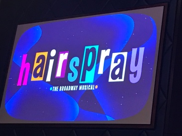 Symphony of the Seas - on board April 2018 - Hairspray