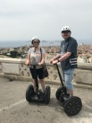 Symphony of the Seas - Provence April 2018 - Segway tour us
