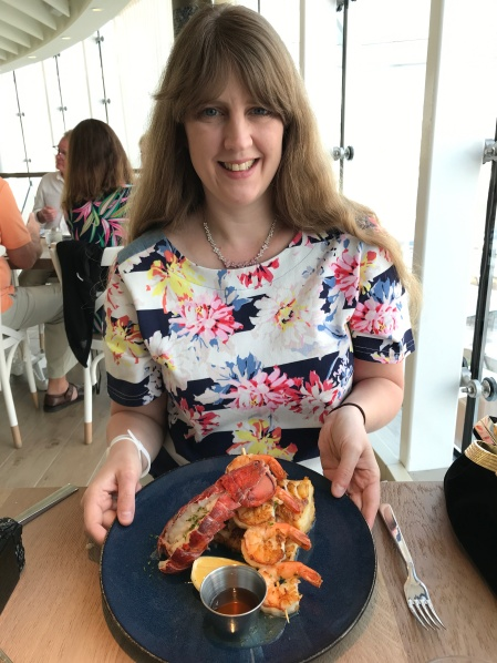 Symphony of the Seas - Florence/Pisa April 2018 - Joanne in Hooked