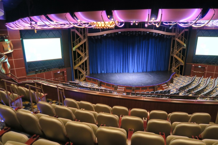 Symphony of the Seas Theatre