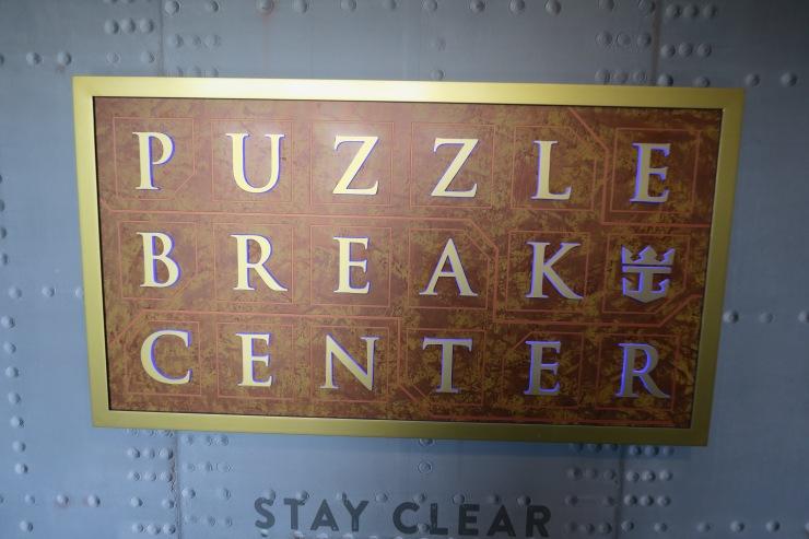 Symphony of the Seas - Puzzle Break
