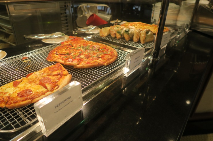 Symphony of the Seas - Sorrentos - Pizza