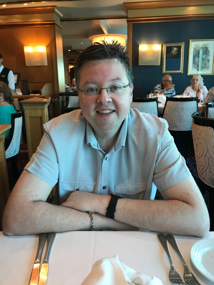 Navigator of the Seas September 2018 table jason
