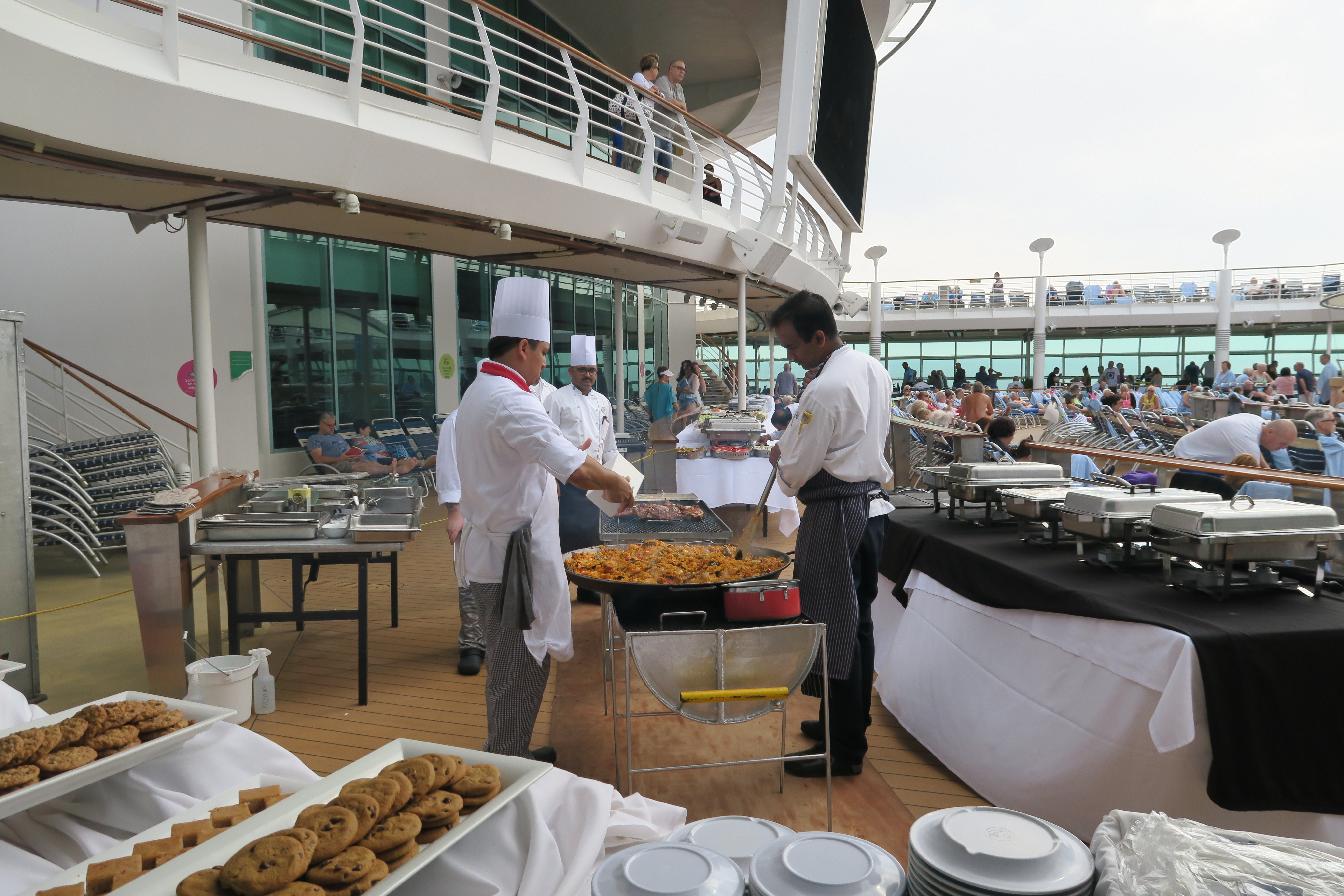 Navigator of the Seas September 2018